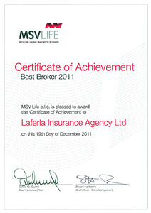 MSV Life Award