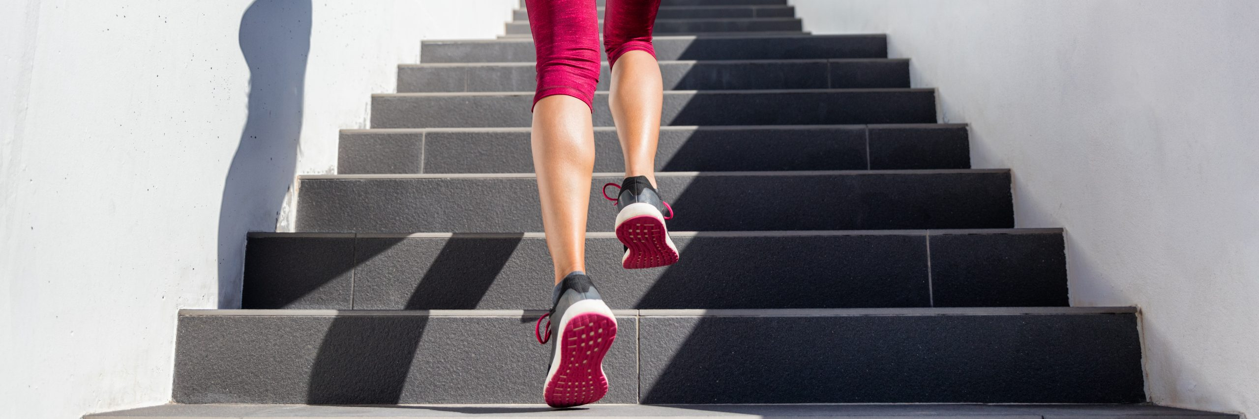 Get moving! Why You Should Always Take the Stairs