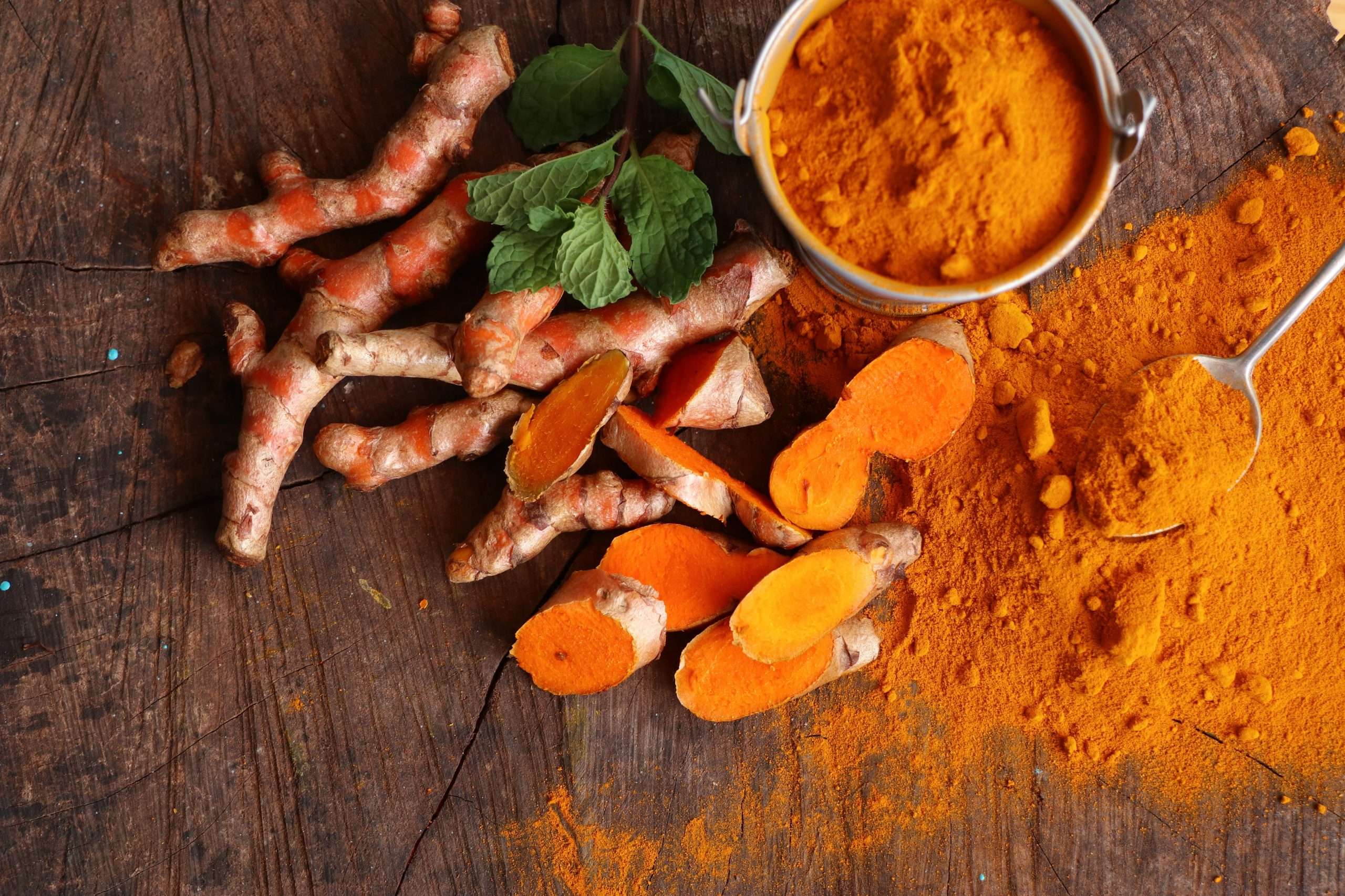 Breast Cancer Prevention Super Food: Turmeric