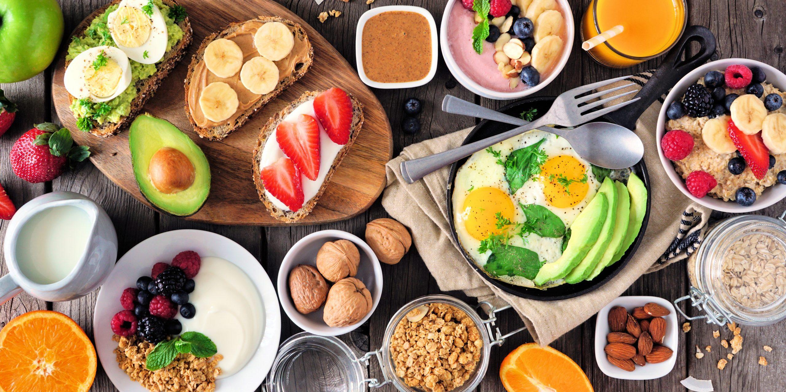 Healthy Breakfast Ideas to Try