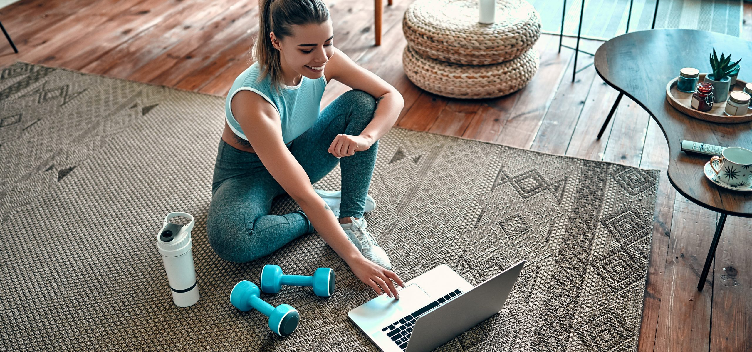 Working Out at Home? Here's What You'll Need