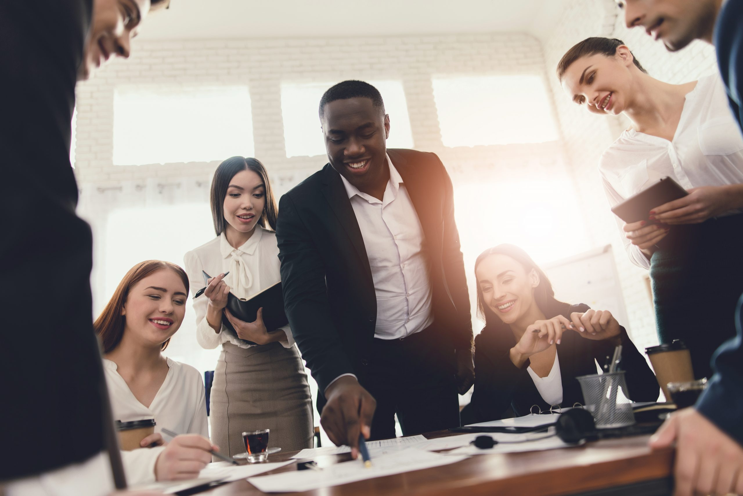 Diversity and Inclusion across Leadership