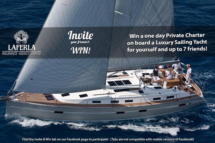 Facebook Invite & Win Contest!