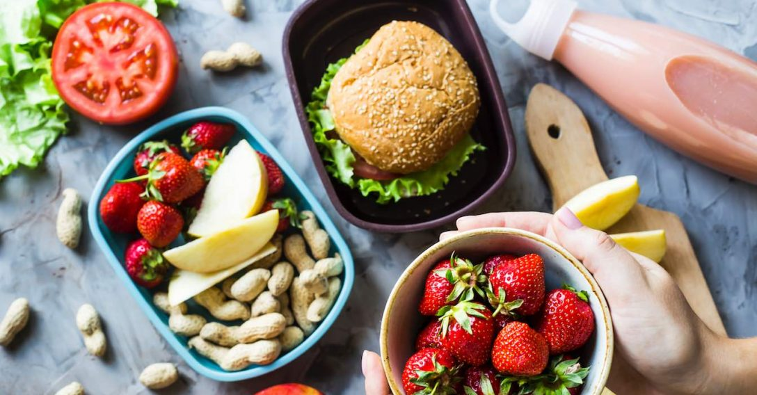 5 Healthy Back-to-School Kids Lunch Ideas