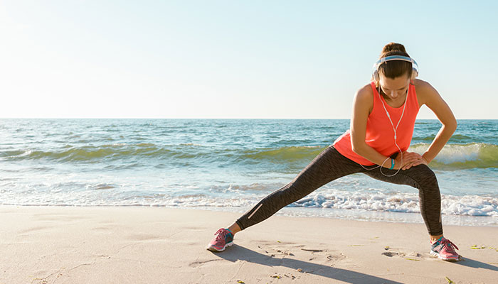 Motivating Yourself to Exercise in Summer