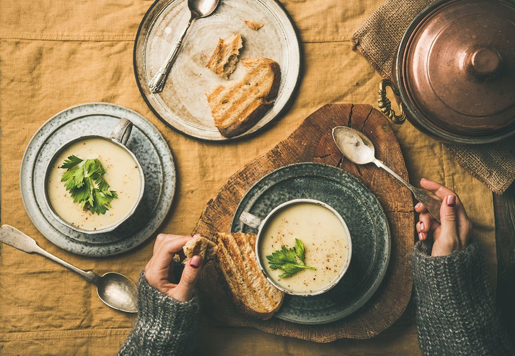 3 Healthy Dinner Ideas for Cold Winter Evenings